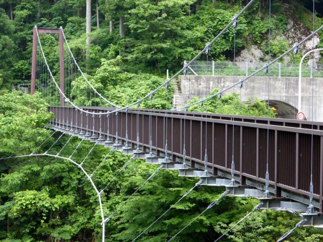 弥太蔵吊橋5