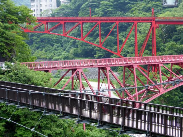 弥太蔵吊橋1