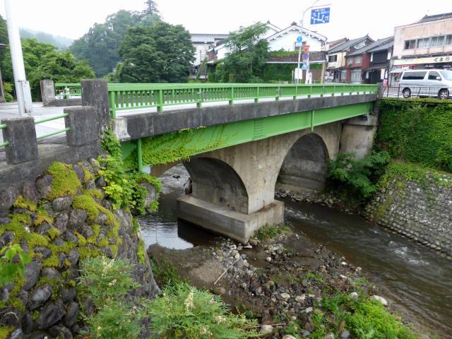 越中八尾の眼鏡橋2