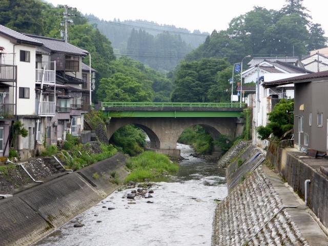 越中八尾の眼鏡橋3