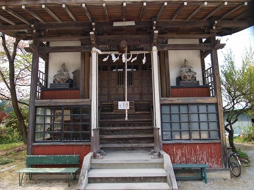 御嶽神社本殿