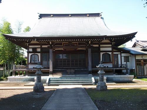 龍源寺本堂