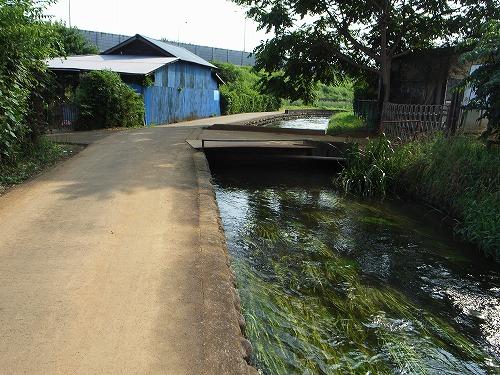 1水路小屋
