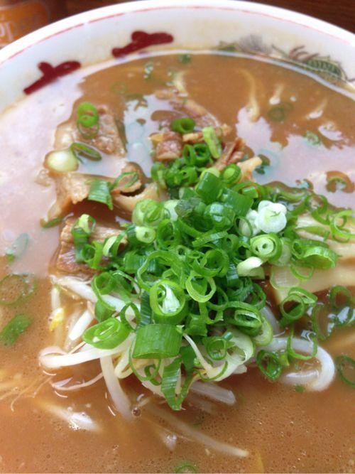 徳島ラーメン末広 中華そばの肉