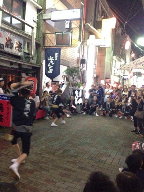 阿波踊り 2014年