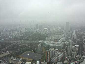 2014-3-31六本木ヒルズ展望