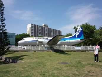 2014-4-28YS-11A-500R 中型輸送機