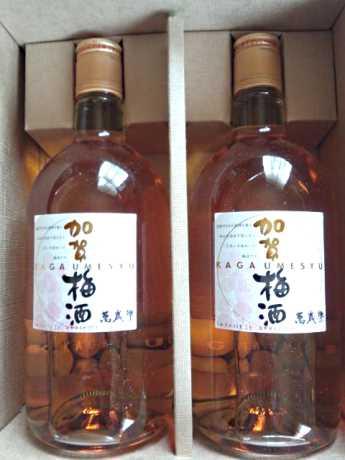 2014-7-14加賀梅酒