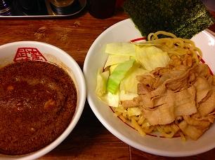 0424ムサシヤ@つけ麺