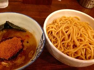 0623井の庄@つけ麺太麺