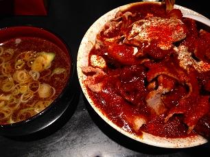 0725肉汁や@肉めしカレー850