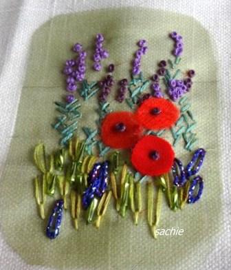 イギリスの刺繍