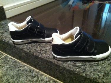 通園靴16cm(1)
