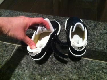 通園靴16cm(2)