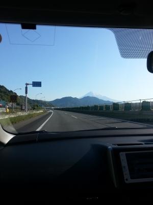 富士への道①