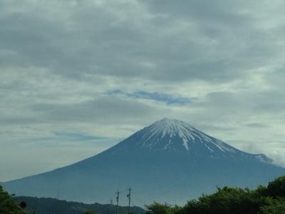 富士山便り①