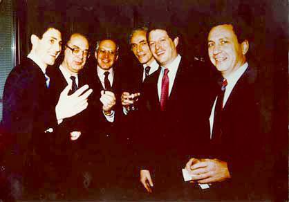 Uli Geller とトップ政治家