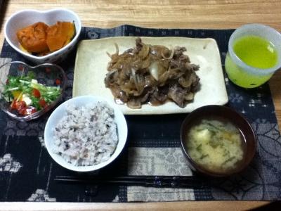 4月6日夕食 (400x300)