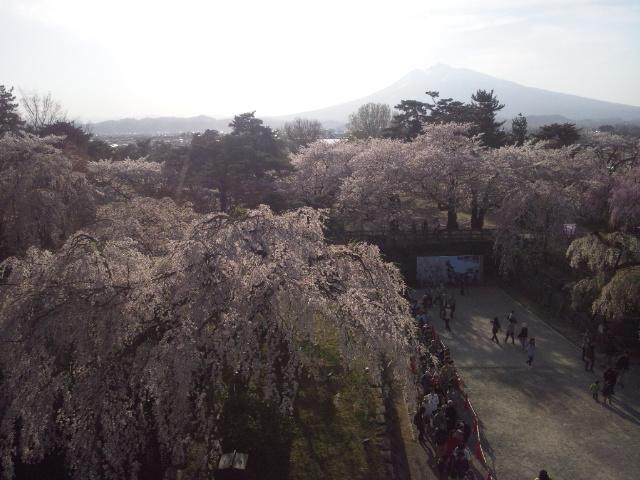 ぉ城から1
