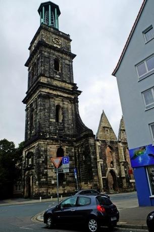 エギディオン教会1