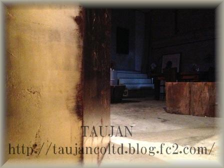 TAUJAN ギャラリー 改装 内装2