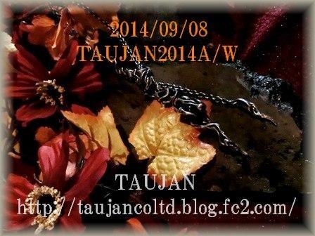 新作 TAUJAN2014A/W