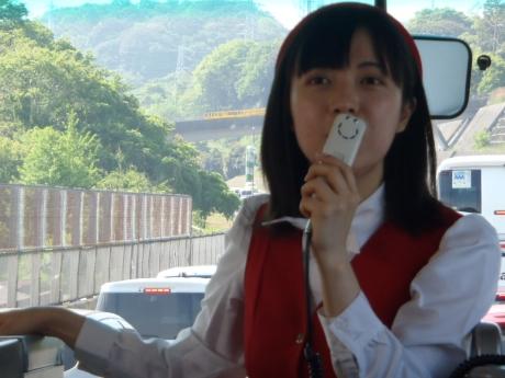 東都観光バスガイドさん