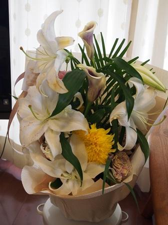 と~ってもゴージャスなお花♪