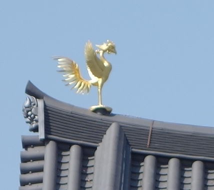 金色の鳳凰