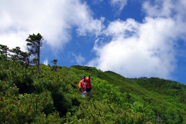女峰山21
