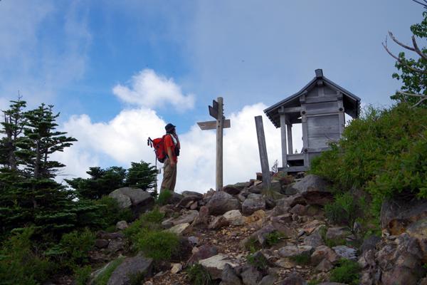 女峰山23