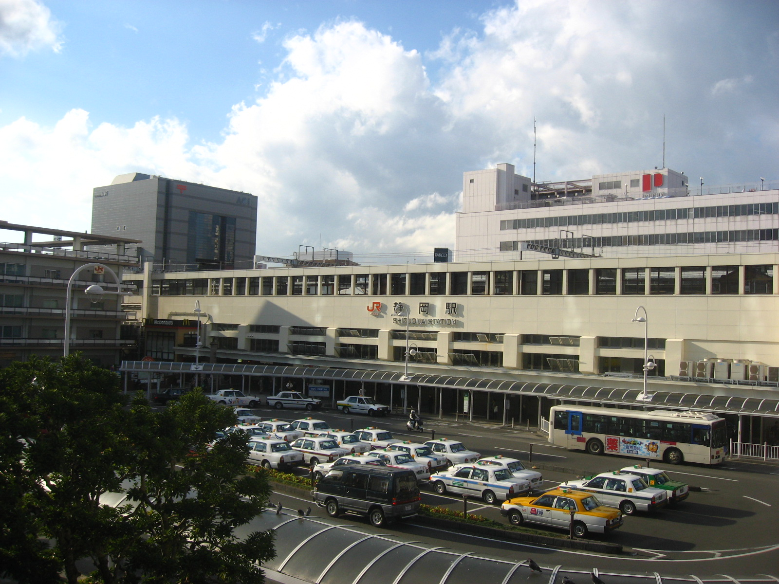 静岡駅_(南口)