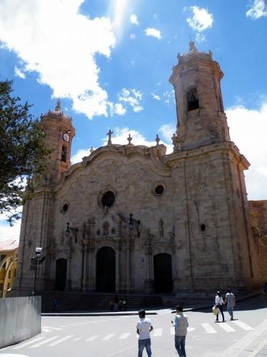 ポトシの教会