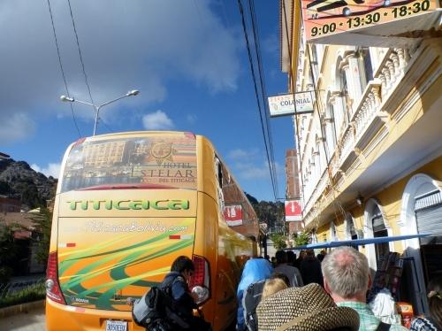 コパカバーナ バス