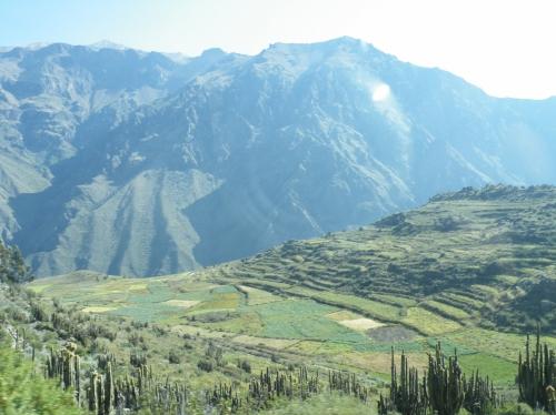 コルカ渓谷