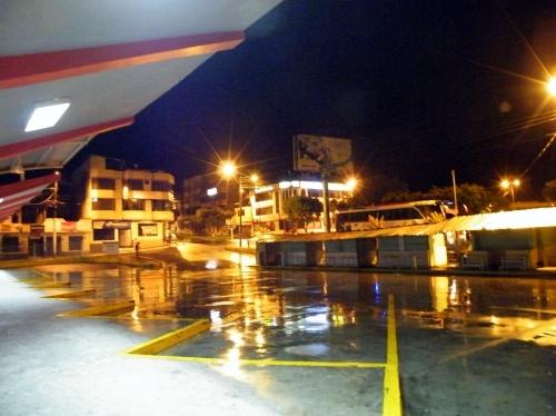 バニョス バスターミナル