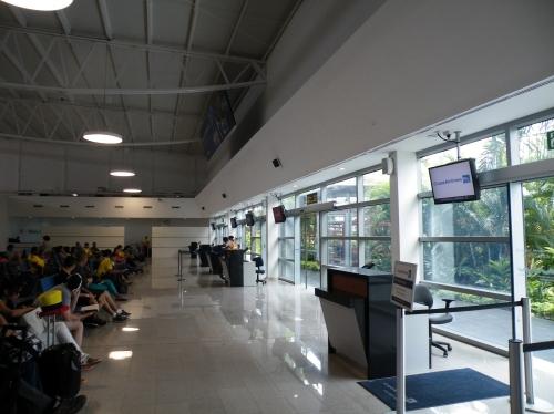 カルタヘナ 空港