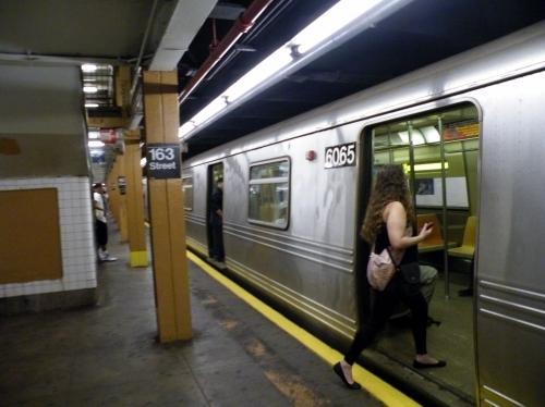ニューヨーク 地下鉄
