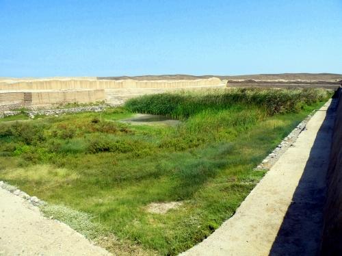 チャンチャン遺跡