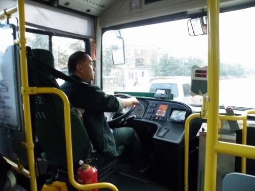 昆明 市内バス
