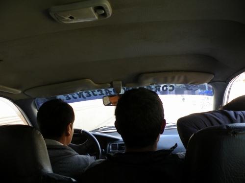 カラヒア Karajia 道中