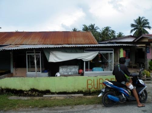 ランカウイ島 バイク旅