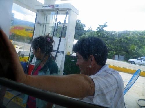 サン・イグナオシオ San Ignacio バス