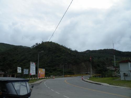 エクアドル ペルー 国境 ラ・バルサ La Balsa