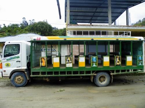 トラックバス