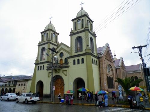 グアラセオ Gualaceo クエンカ 近郊