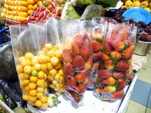 クエンカ イチゴ