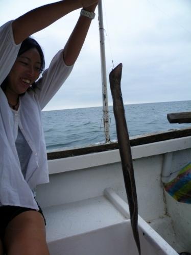 バケモノ魚