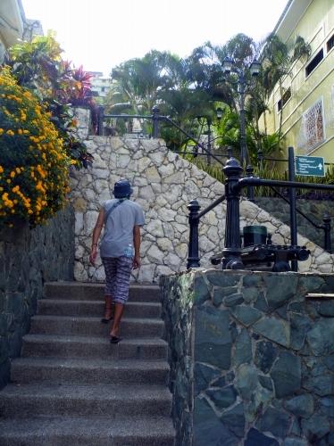 グアヤキル カラフルな家々