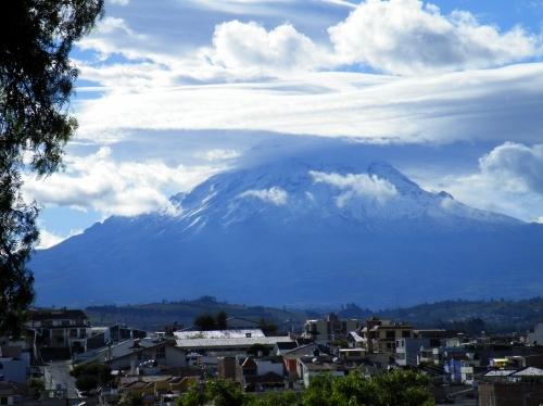 チンボラソ山